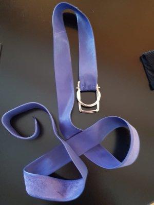 Marc Cain Ceinture violet foncé