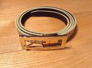 Michael Kors Faux Leather Belt multicolored imitation leather