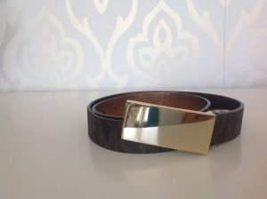 Michael Kors Leather Belt multicolored