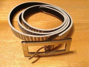 Michael Kors Faux Leather Belt multicolored