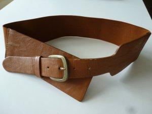 Pieces Waist Belt cognac-coloured