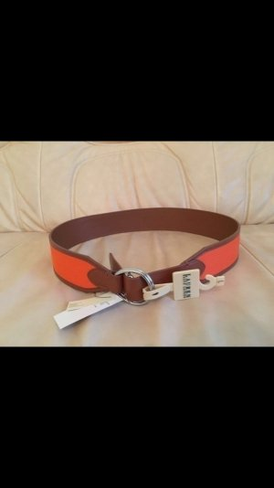 Ralph Lauren Ceinture brun-orange