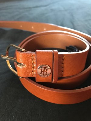 Tommy Hilfiger Leather Belt brown leather