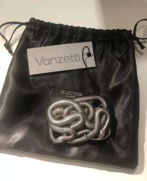 Vanzetti Hebilla del cinturón color plata