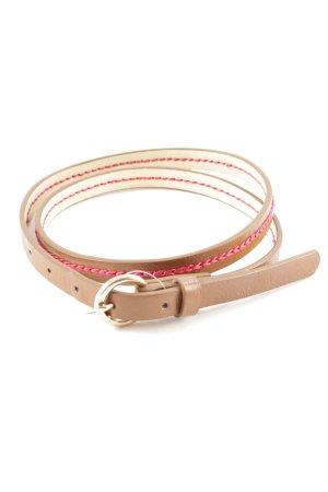 Belt Buckle multicolored casual look