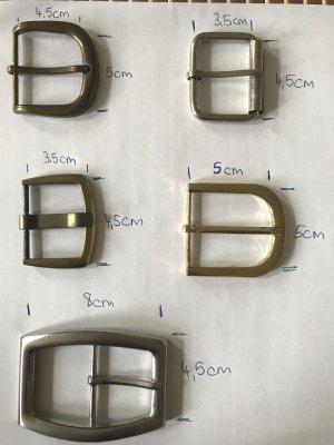 Belt Buckle bronze-colored