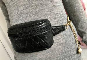 Gürteltasche echtes Lammleder Leder Bag Tasche Gürtel
