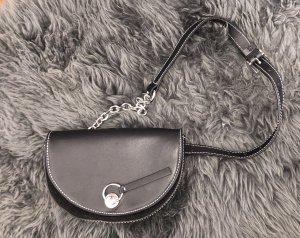 Zara Buiktas zwart-zilver