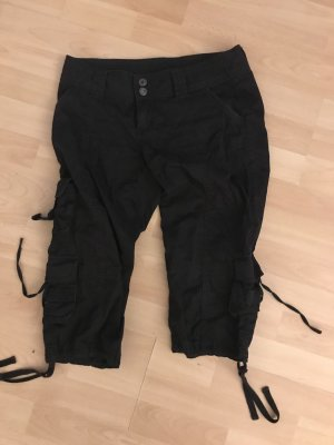 Guess 3/4 Length Trousers black