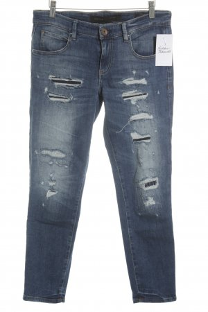 Guess 7/8 Length Jeans dark blue casual look