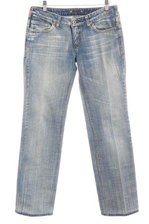 Guess Jeans a 7/8 azzurro aspetto di seconda mano