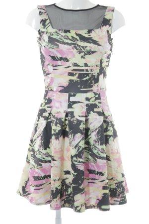 Guess A-Linien Kleid florales Muster extravaganter Stil