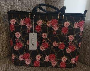 Guess Abelia Tote Shopper tasche neu Handtasche Schuktertasche