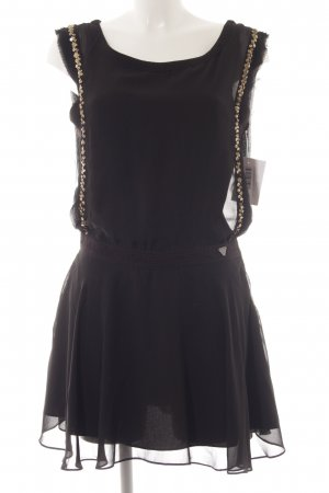 Guess Abendkleid schwarz Casual-Look