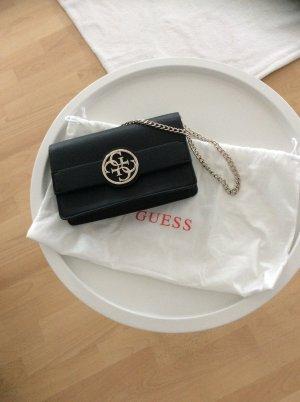Guess Abendtasche schwarz neu