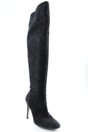 Guess Absatz Stiefel schwarz Elegant