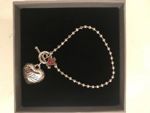 Guess Braccialetto in argento argento