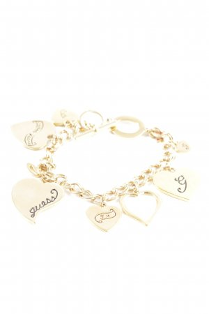 Guess Bracelet gold-colored casual look