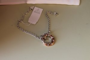 Guess Armband -E-Motions Ring rosevergoldet