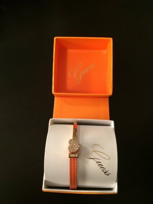 Guess Armband Gold- Orange