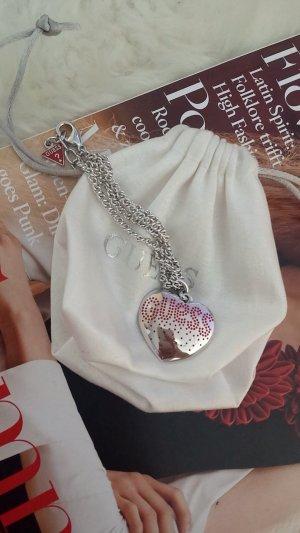 Guess Armband mit Herzanhänger