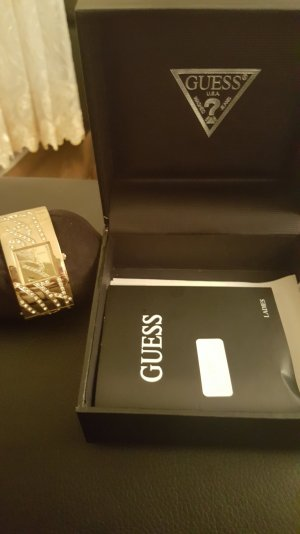Guess Armbanduhr in Gold