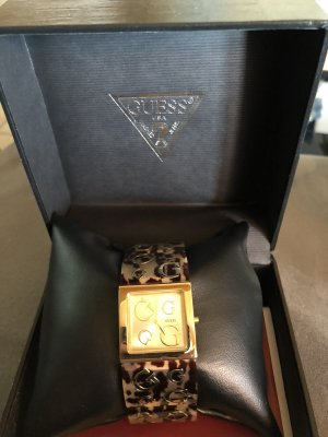 Guess Armbanduhr mit Muster