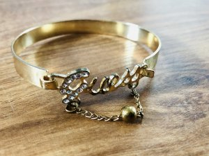 Guess Bangle gold-colored-white