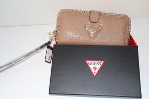 Guess Ashbury - Bill Fold Zip Around - Camel