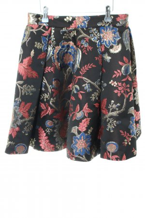 Guess Asymmetry Skirt allover print casual look