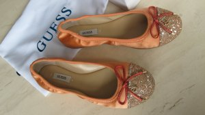GUESS Ballerinas in Apricot, Gr.35 NEU !! NP 149,-€ !!