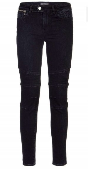 Guess Biker Jeans black-dark blue