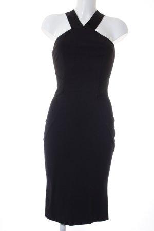 Guess Falda estilo lápiz negro elegante