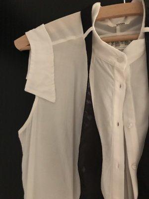 Guess Blusa larga negro-blanco