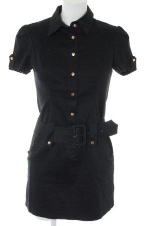 Guess Abito blusa nero stile semplice