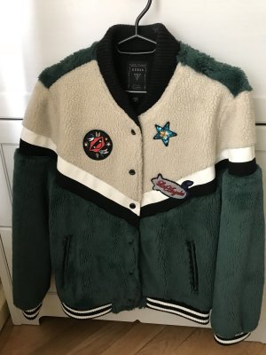 Guess Bomber Jacket multicolored