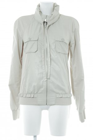Guess Giacca bomber beige stile casual