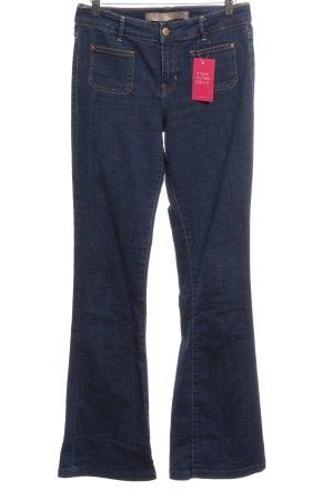 Guess Boot Cut spijkerbroek donkerblauw Jaren 70 stijl