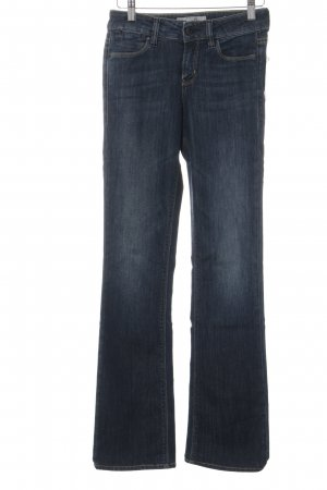 Guess Boot Cut Jeans stahlblau Casual-Look