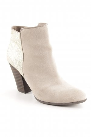 Guess Booties beige-goldfarben Casual-Look