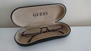 Guess Brille / GU1121 / braun metallic