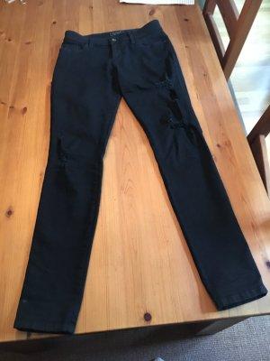 GUESS Brittney skinny Jeans schwarz 28