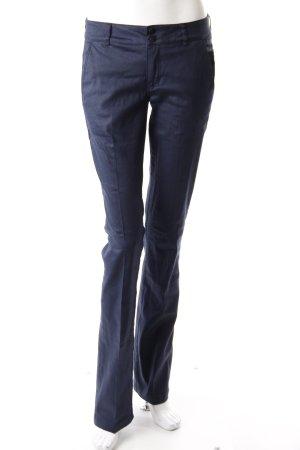 Guess Bundfaltenhose Jeans
