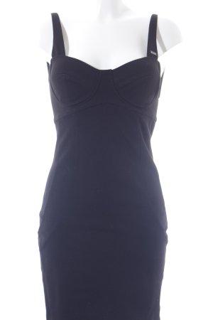 Guess Bustierkleid schwarz Elegant