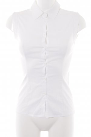 Guess by Marciano ärmellose Bluse weiß Elegant