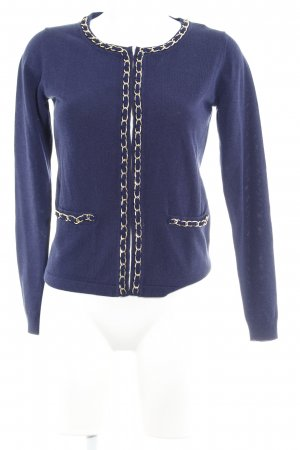 Guess by Marciano Cardigan dunkelblau-goldfarben Casual-Look