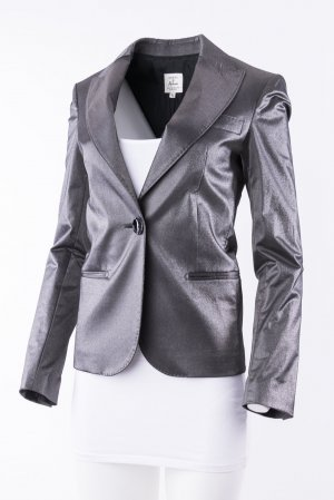 GUESS BY MARCIANO - Glanz-Blazer Silber Limited Platinum Edition