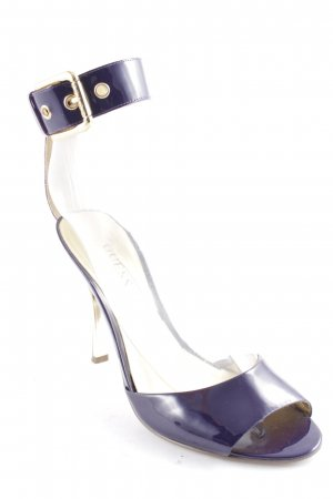 Guess by Marciano High Heel Sandal lilac-gold-colored party style