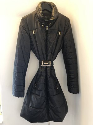 Guess by Marciano Down Jacket dark blue polyester