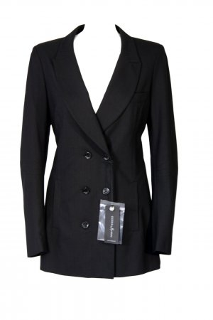 Guess by Marciano Long Blazer black polyester